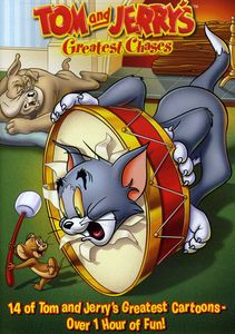 Tom and Jerry's Greatest Chases: Volume 2