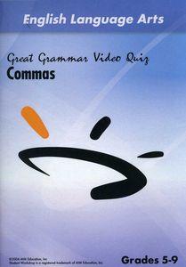 Commas Video Quiz