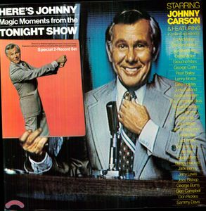 Here's Johnny-Magic Moments Tonight Show (Original Soundtrack)