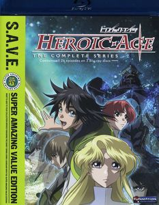 Heroic Age: The Complete Series - S.A.V.E.