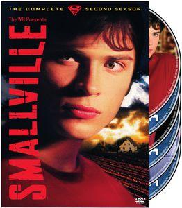 Smallville: The Complete Second Season
