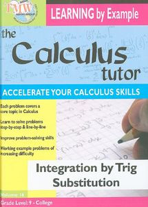 Integration by Trig Substitution