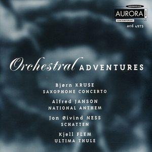 Orchestral Adventures: Saxophone Cto