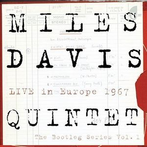 Vol. 1-Miles Davis Quintet-Live in Europe 1967-The [Import] , Miles Davis