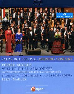 Salzburg Opening Concert 2011