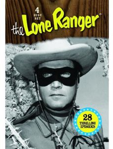 The Lone Ranger: 28 Thrilling Episodes