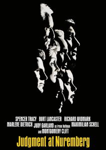 Judgment at Nuremberg , Spencer Tracy