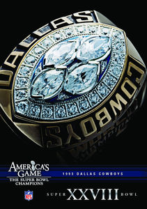 Nfl America's Game: 1993 Cowboys (Super Bowl XXVIII)