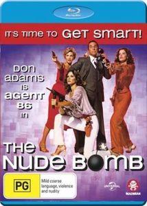 The Nude Bomb (aka The Return of Maxwell Smart) [Import]