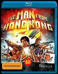 The Man From Hong Kong [Import]
