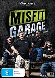 Misfit Garage: Season 3 [Import]