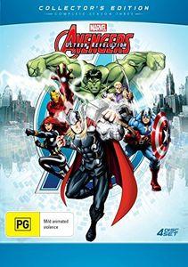 Avengers Assemble: Complete Season 3 [Import]
