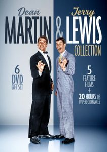 Dean Martin & Jerry Lewis Collection (6 DVD Gift Set)