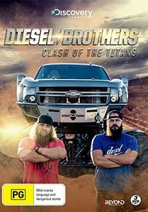 Diesel Brothers : Clash Of The Titans [Import]
