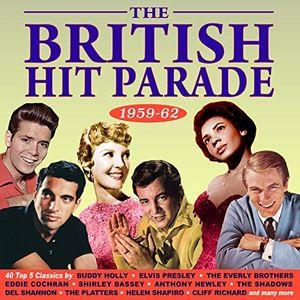 British Hit Parade 1959-62