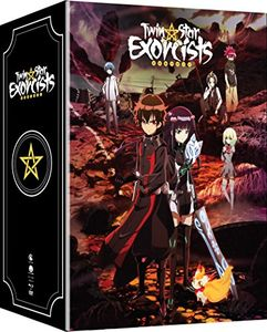 Twin Star Exorcists - Part One Plus Collector's Box