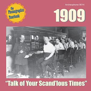 Talk Of Your Scand'lous Times (Various Artists)