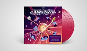 Hitchhikers Guide To The Galaxy: Primary Phase (Original Soundtrack) [Import]