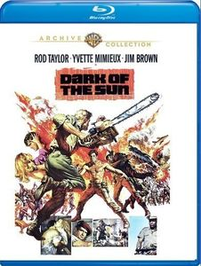 Dark Of The Sun , Rod Taylor