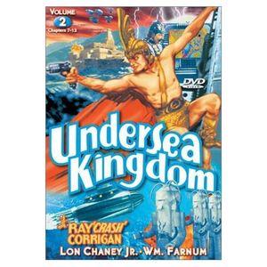 The Undersea Kingdom: Volume 2