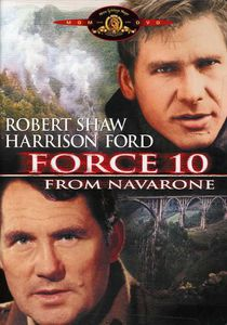 Force 10 From Navarone , Robert Shaw