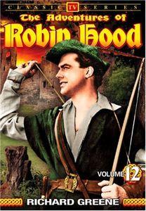 The Adventures of Robin Hood: Volume 12