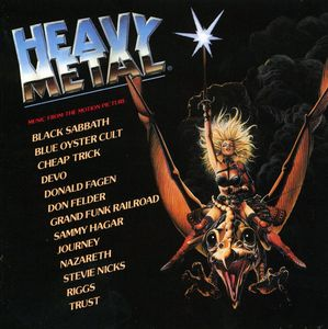 Heavy Metal (Original Soundtrack)