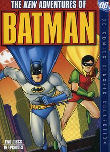 The New Adventures of Batman (DC)