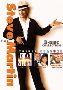 The Steve Martin 3-Disc Collection