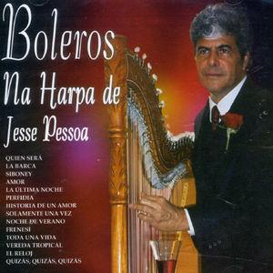 Boleros Na Harpa de Jesse Pessoa [Import]