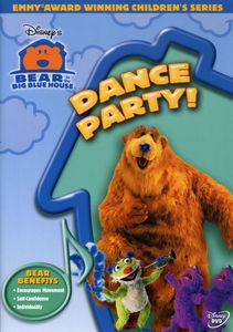 Bear in the Big Blue House: Dance Party!