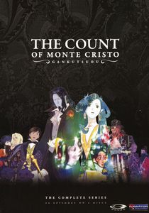 Gankutsuou: The Count of Monte Cristo - Complete Series