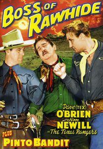 Boss of Rawhide /  The Pinto Bandit