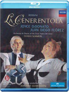 Rossini: La Cenerentola (Blu-ray) [Import]