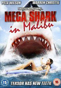 Mega Shark in Malibu [Import]