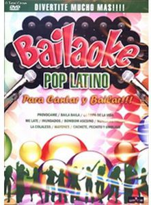 Bailaoke Pop Latino [Import]