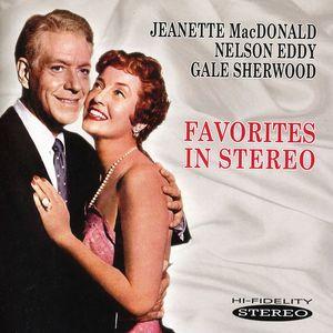 Favorites in Stereo , Jeanette MacDonald