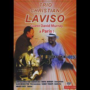 Christian Laviso Guest David Murray in Paris