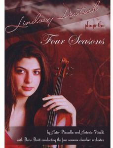 Lindsay Deutsch Plays the Four Seasons