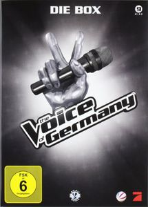 Voice of Germany-Die Box [Import]