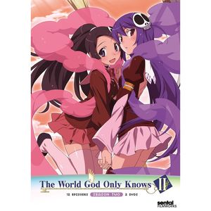 The World God Only Knows: Season 2