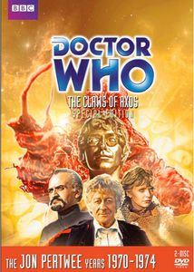 The Doctor Who: Claws Of Axos , Jon Pertwee