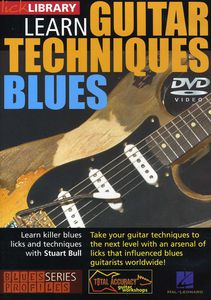 Learn Guitar Techniques: Blues Stevie Ray Vaughan Style