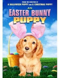An Easter Bunny Puppy