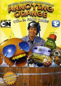 The High Fructose Adventures of Annoying Orange: Volume 3