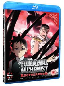 Fullmetal Alchemist Brotherhood Five [Import]