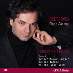 Piano Sonatas 5
