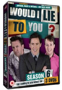 Would I Lie to You: Season 6 [Import]