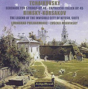 Serenade for STRS Op.48
