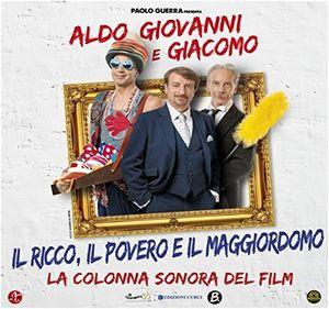 Ricco Il Povero E Il Maggiordomo (Original Soundtrack) [Import]